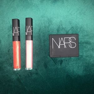 Nars Blush and Lip Gloss